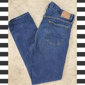 Like new Gap mens jeans slim fit. 33x32
